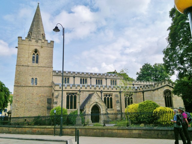 St Peter and St Paul's Parish Church, Mansfield