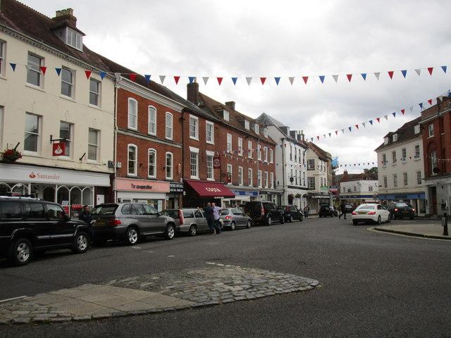 Romsey, Market Place