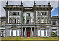 M6731 : Woodlawn House, Kilconnell, Galway - detail (4) by Mike Searle