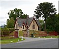NH5251 : South Lodge, Highfield by Craig Wallace