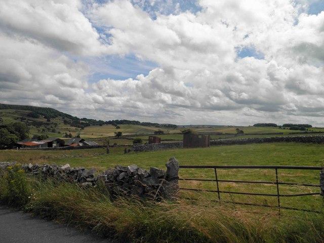 Newlands farm Coplow Dale