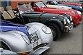 SO7847 : Morgan cars by Philip Halling