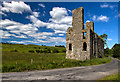 M4367 : The ruined house at Doonmacreena, Mayo (1) by Mike Searle