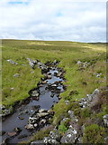 SH7841 : The Afon Serw by Richard Law