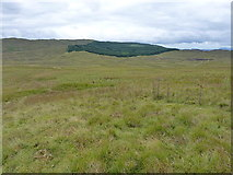 SH7541 : Moorland above the B4391 by Richard Law