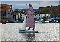 ST5772 : Bristol boats 9 by Anthony O'Neil