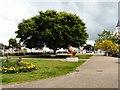 SH7882 : North Western Gardens by Gerald England