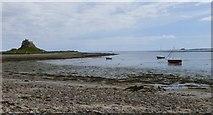 NU1341 : Lindisfarne Bay by kim traynor