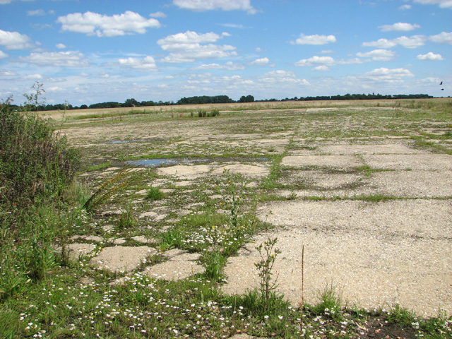 Last remains of a runway