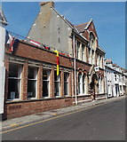SY6878 : Working Men's Club, Weymouth by Jaggery