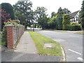 TQ0890 : The Broad Walk, Northwood by David Howard