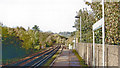 TQ3556 : Woldingham Station by Ben Brooksbank