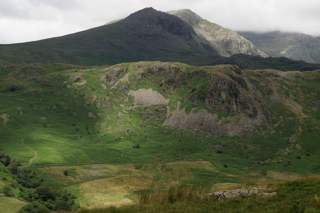 View Towards Goat Crag