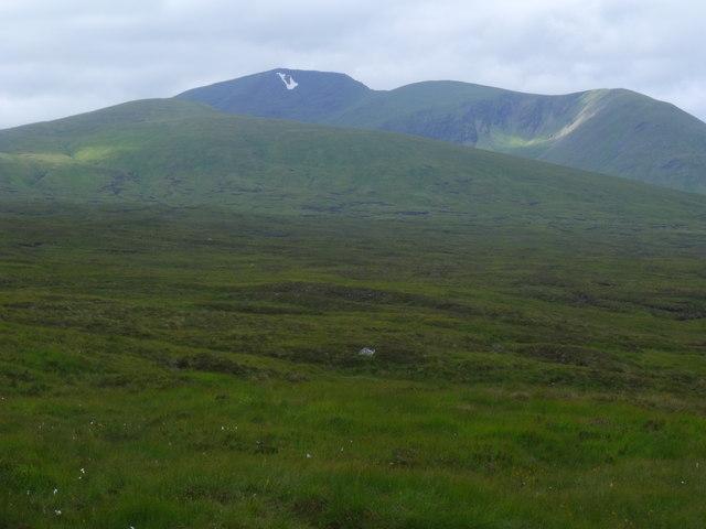 Slopes north-west of Creag Riabhach near Glen Lyon