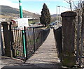 SS9596 : Access path to Treorchy railway station by Jaggery