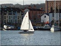 ST5772 : Bristol boats 32 by Anthony O'Neil
