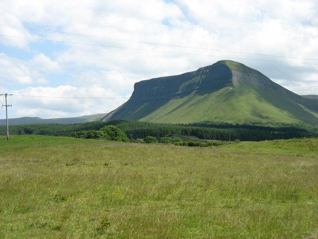 Country north of Cashelgarran