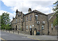 SE3406 : Former Drill Hall, Eastgate by Alan Murray-Rust