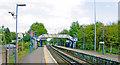 SU9855 : Worplesdon Station by Ben Brooksbank