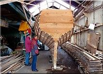 ST5772 : Bristol boats 38 by Anthony O'Neil