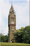 SO7466 : Abberley Clock Tower by Philip Halling