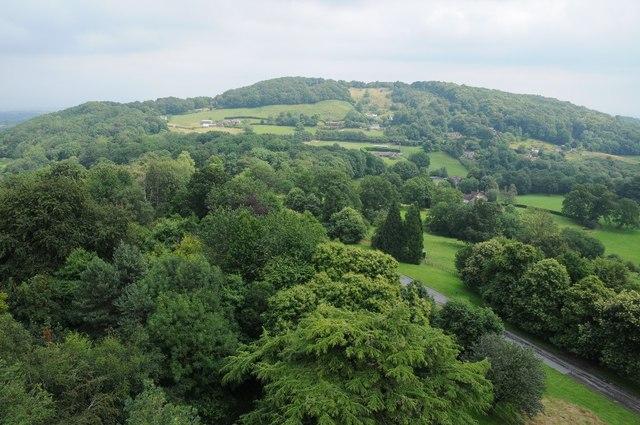 Abberley Hill