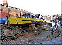 ST5772 : Bristol boats 42 by Anthony O'Neil