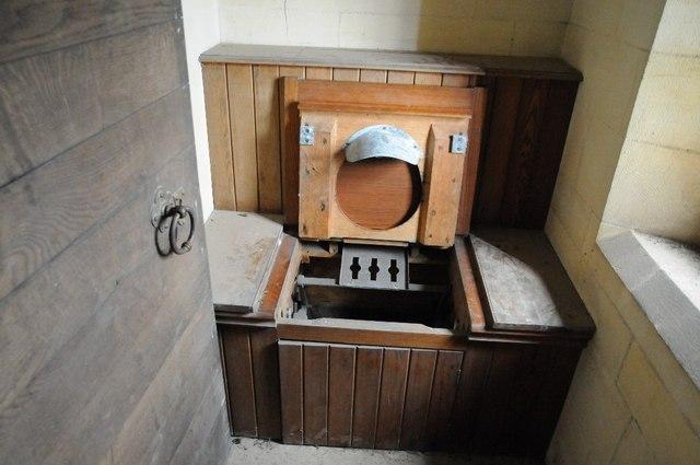 Water closet, Abberley Clock Tower