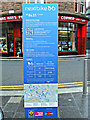 NS5964 : Nextbike Glasgow cycle hire point: Trongate by Thomas Nugent