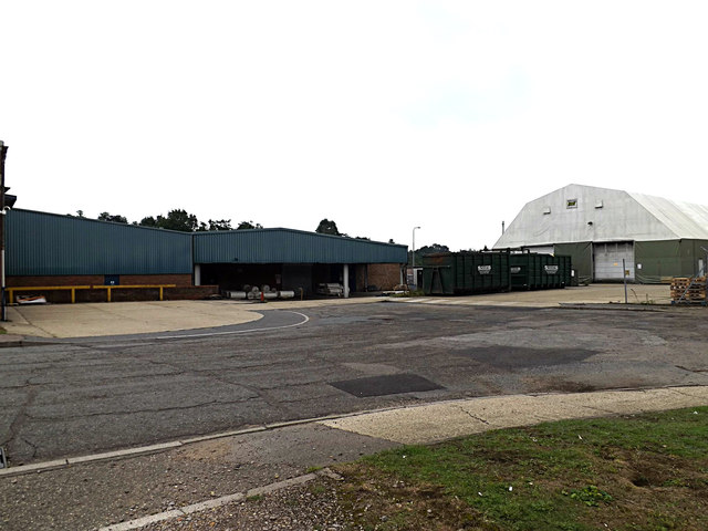 Industrial Premises on Carlton Park Industrial Estate