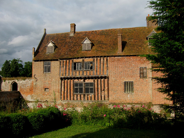 Moat House, Kentwell Hall