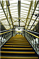 SX9193 : Steps at Exeter St David's by John Winder