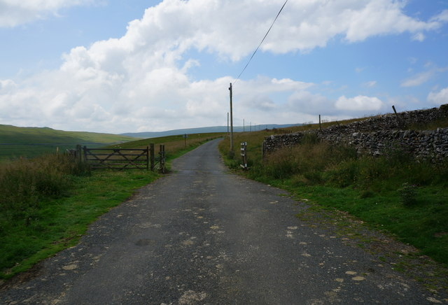 Cattle Grid on West Moor, Littondale