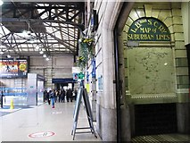 TQ2879 : (Part of) Victoria Station, SW1 by Mike Quinn