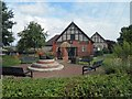 SE4306 : The Miners Welfare Hall Great Houghton by Steve  Fareham