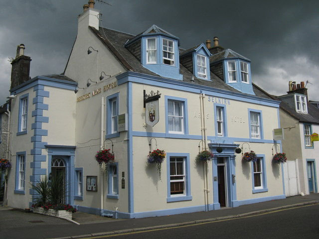The Selkirk Arms Hotel
