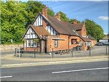 SU6351 : Lamb Inn, Basingstoke by David Dixon