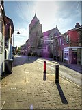 SU6351 : Church Of All Saints, Southern Road Basingstoke by David Dixon