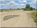 TQ0075 : Former gravel pit by Alan Hunt