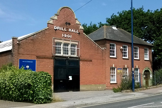 Felixstowe Drill Hall