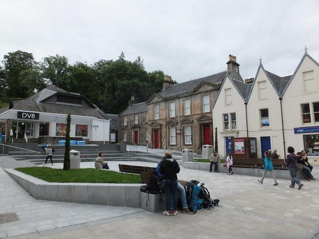 Cameron Square, Fort William