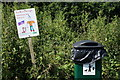SE6556 : Pick up your dog's poo sign by Ian S