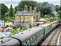SU5832 : Mid-Hants Railway, Alresford Station by David Dixon