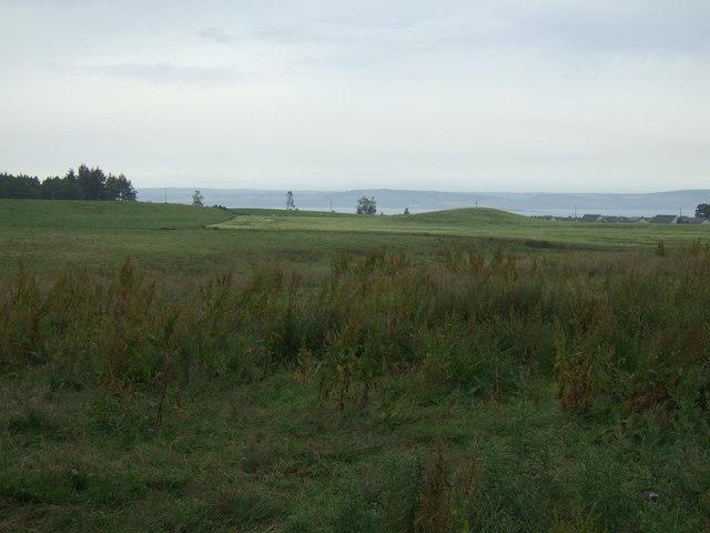 Farmland near Croy