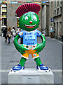 NS5965 : Clyde, the 2014 Commonwealth Games mascot by Thomas Nugent