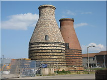 NT3074 : Portobello Kilns by M J Richardson