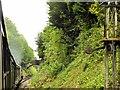 SU5932 : Mid-Hants Railway Approaching Alresford by David Dixon