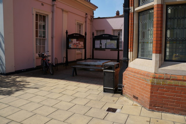 The Beverley Town Trail #21