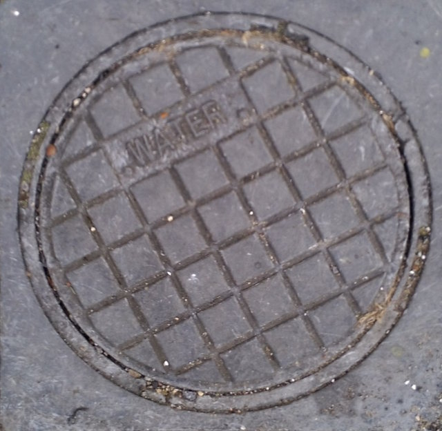 Thames Water meter cover