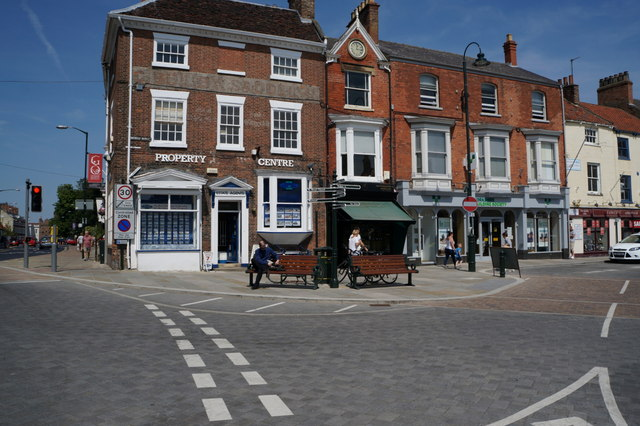 The Beverley Town Trail #7